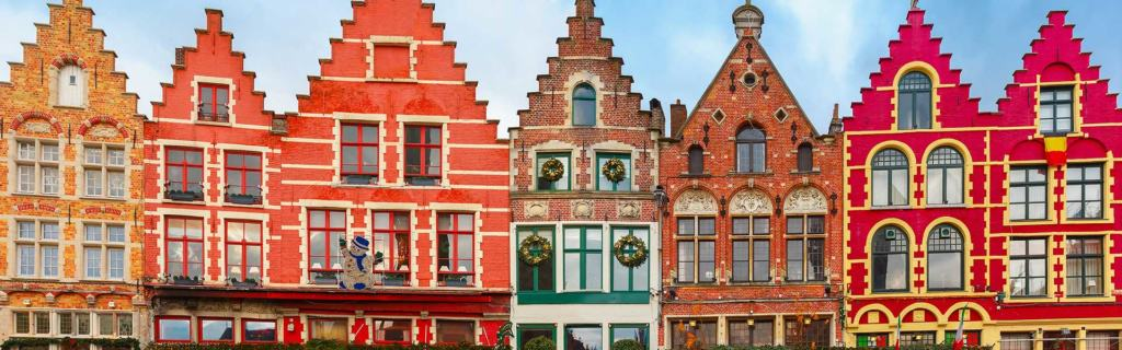 Der Grote Markt in Belgien