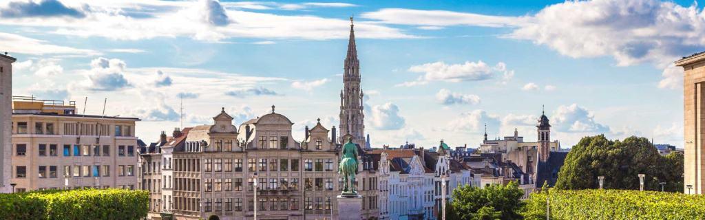 Hier sehen Sie das Musikinstrumentenmuseum Brüssel