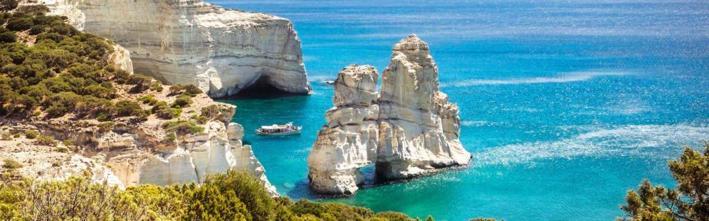 Kleftiko – die Räuberbucht in Griechenland
