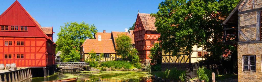 Geschichte erleben: Das Freilichtmuseum Den gamle by in Aarhus