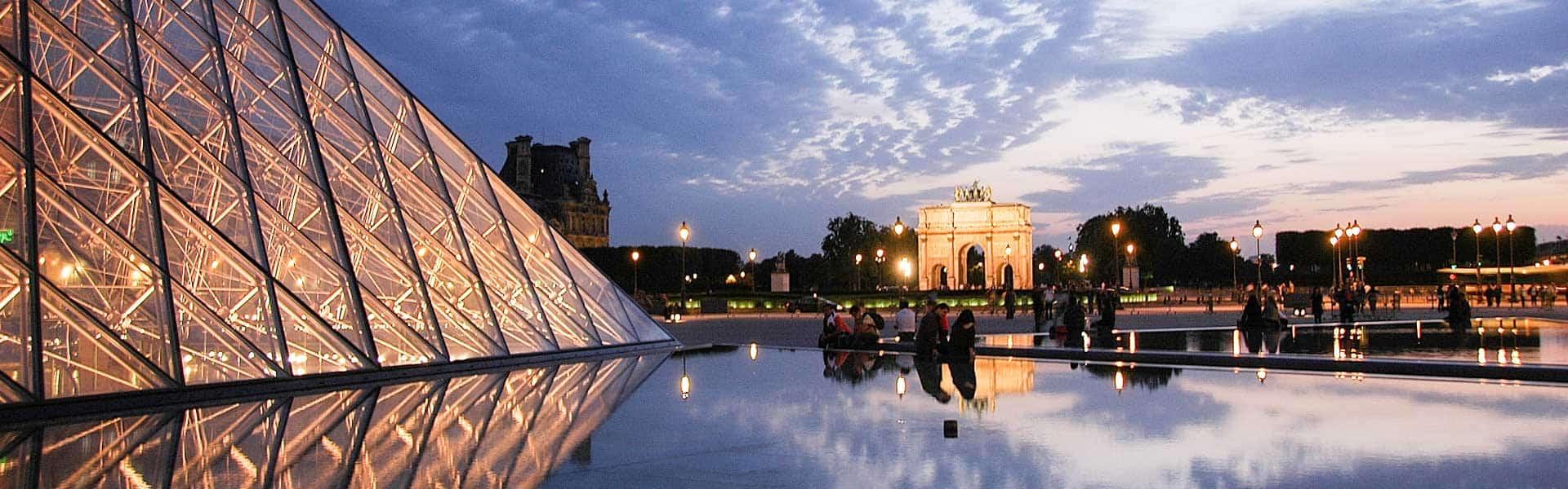 Hier reicht ein Tag definitiv nicht aus: Sie sollten viel Zeit mitbringen, für das Musée du Louvre in Paris