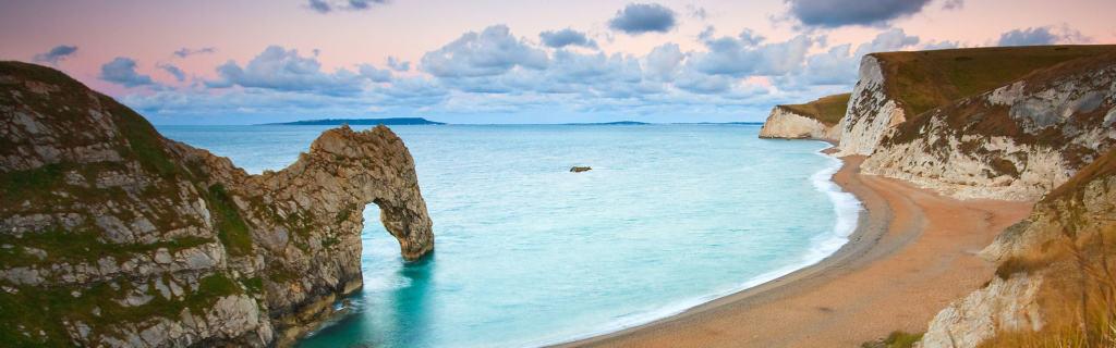 Freuen Sie sich auf ein unvergessliches Abenteuer! Travel Tipp Dorset an der britischen Küste