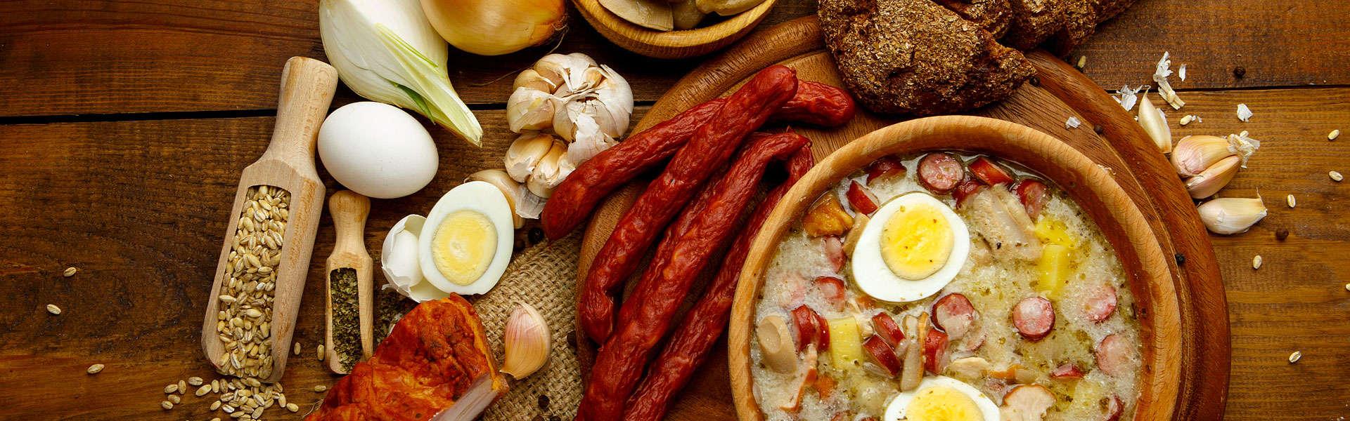 Ein kulinarisches Highlight! Die polnische Küche zur Fußball-EM 2012 in Polen