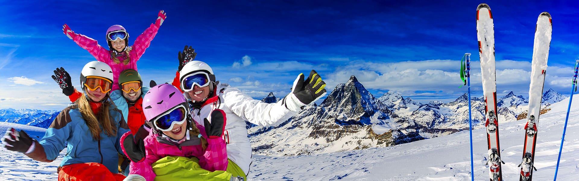 Skigenuss vom Allerfeinsten! Die schönsten Skiregionen in Österreich