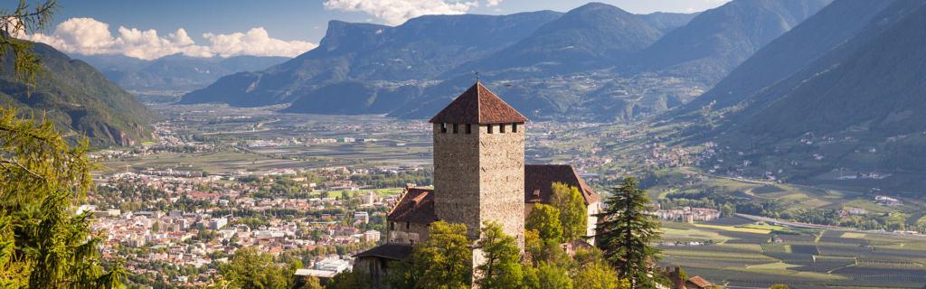 Wie im Märchen! Sehenswürdigkeit Schloss Runkelstein in Bozen
