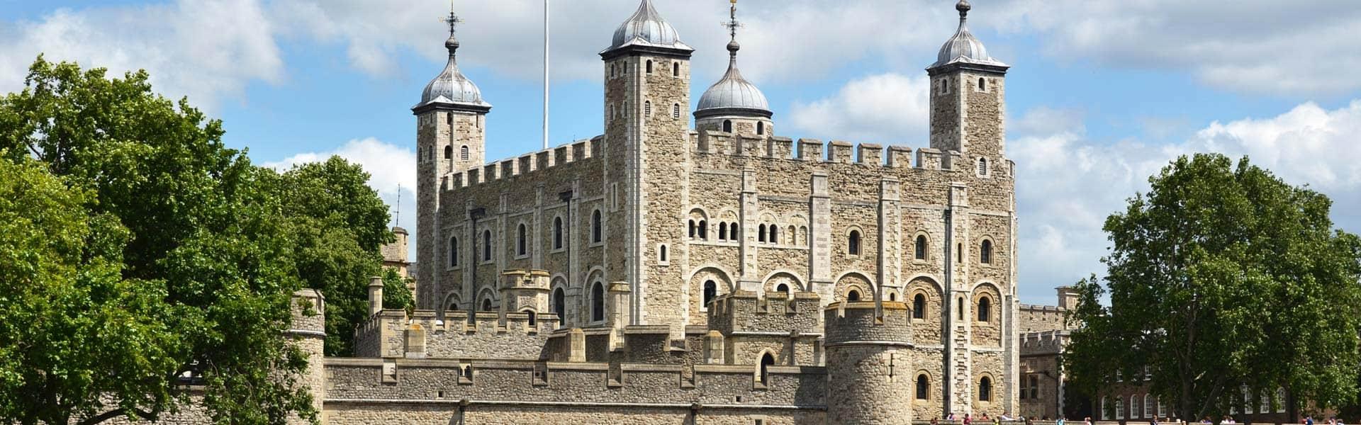 Gruseln und Geschichte erleben: im Tower of London