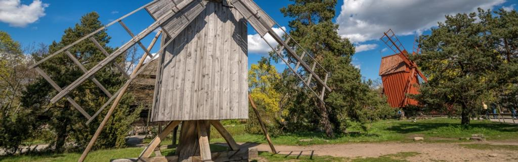 Geschichte erleben, in toller Natur – das Skansen Freilichtmuseum in Stockholm