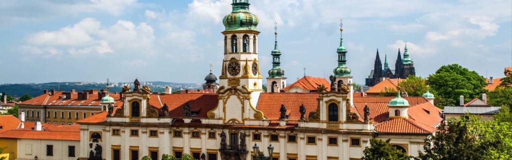 Historisches Kapuzinerkloster: Loreto in Prag