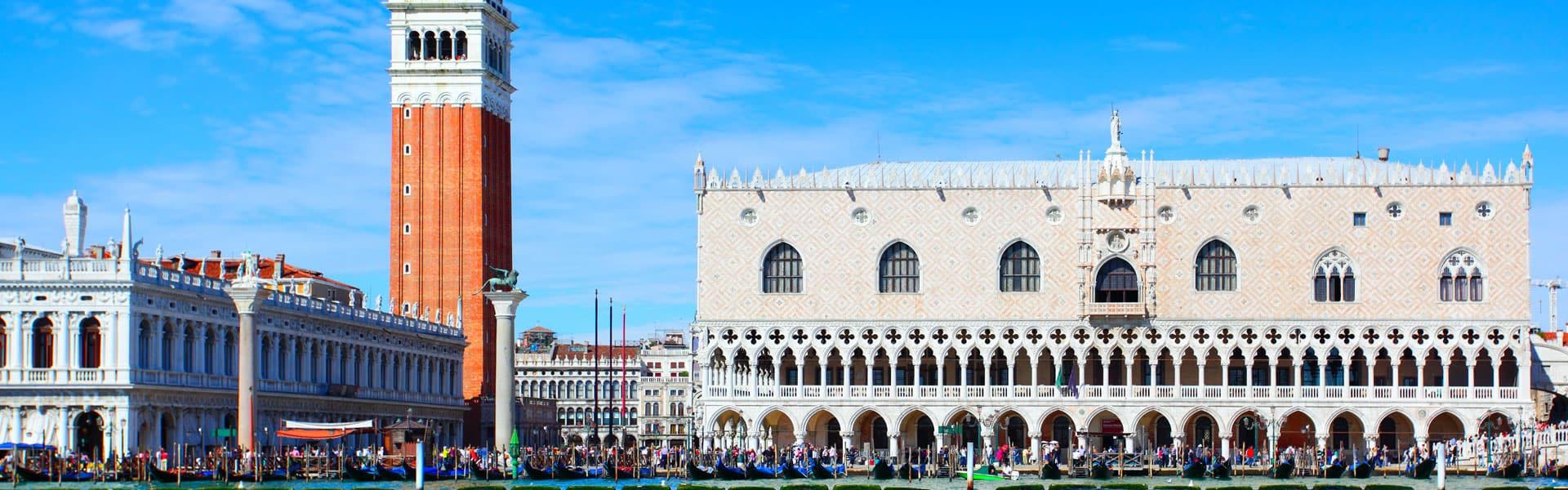 Politik und Geschichte erleben: der Dogenpalast in Venedig
