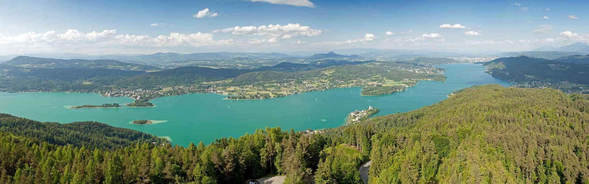 Ferien am Wörthersee in Österreich: Urlaub und Entspannung genießen