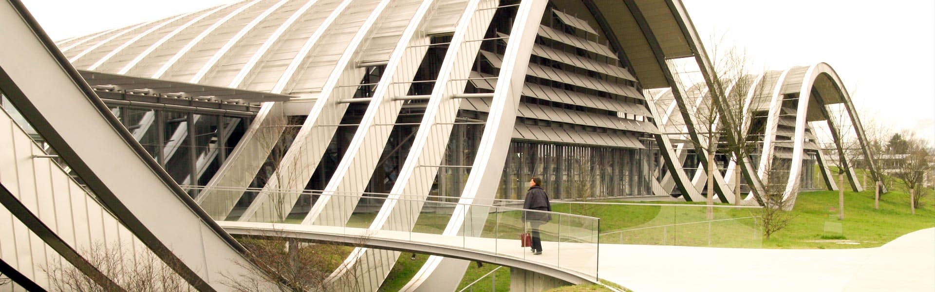 Kunst, beeindruckend präsentiert, im Paul Klee Museum, Bern Zentrum