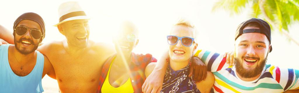 Party pur - Cafe del Mar, Chillen und feiern im Ibiza Urlaub