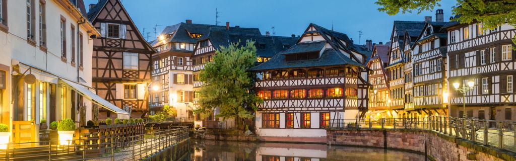 Le petite France - Strassburg im Elsass - Travel Tipps in der Stadt